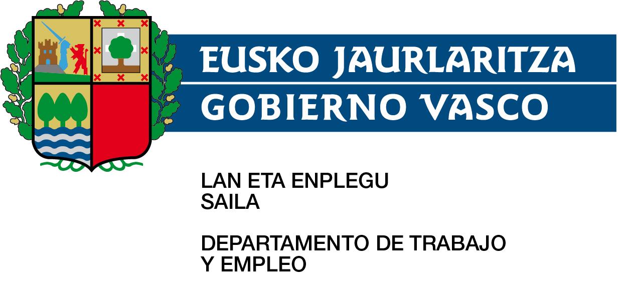 logo gobierno vasco empleo