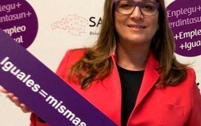 Isabel Muela: «El síndrome del impostor nos ataca más a las mujeres ante puestos de nivel»